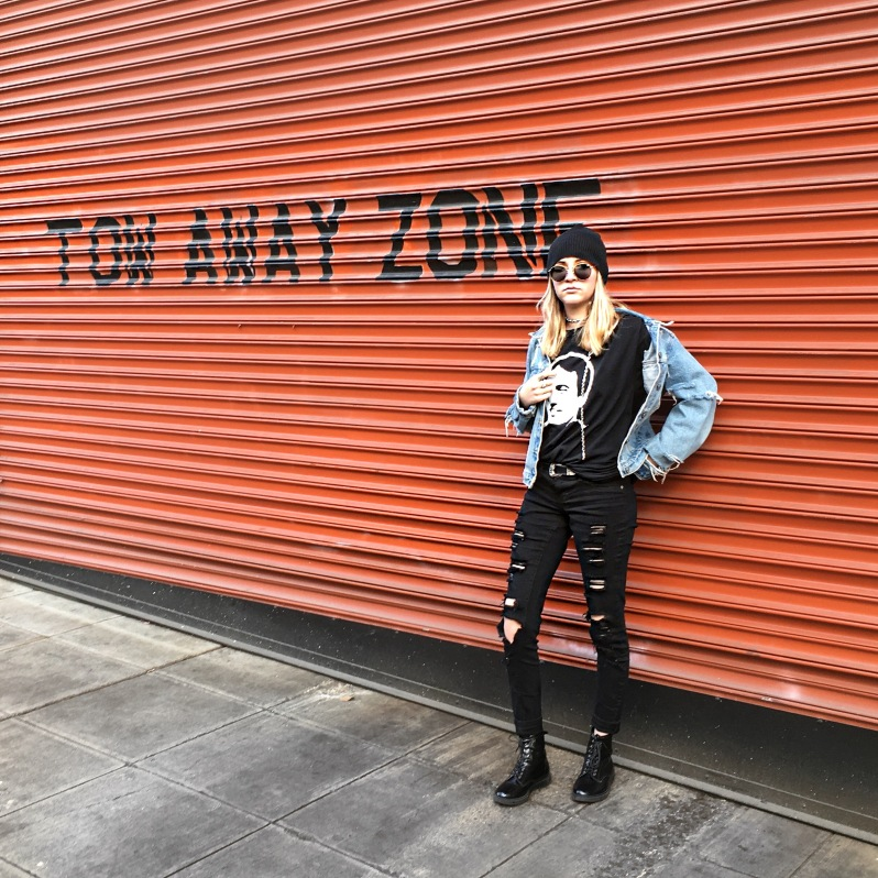 Seattle fashion grunge